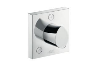 Axor Starck Organic Trio/ Quattro Shut-off and Diverter Valve for concealed installation DN20  by  Axor