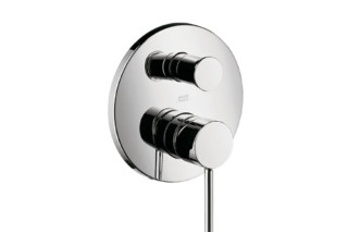 Axor Starck Single Lever Bath Mixer for concealed installation  by  Axor