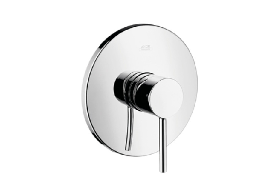 Axor Starck Single Lever Shower Mixer for concealed installation