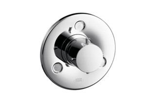 Axor Starck Trio/ Quattro Shut-off and Diverter Valve for concealed installation DN20  by  Axor