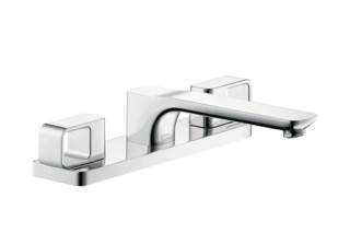 Axor Urquiola 3-Hole Rim-Mounted Bath Mixer DN15  by  Axor