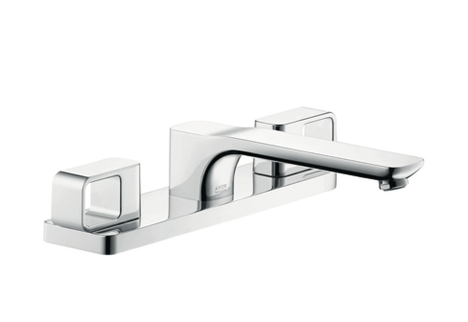 Axor Urquiola 3-Hole Rim-Mounted Bath Mixer DN15