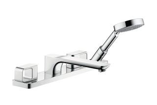 AXOR Urquiola 4-Hole Rim-Mounted Bath Mixer DN15  by  AXOR