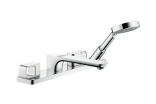 Axor Urquiola 4-Hole Tile Mounted Bath Mixer DN15  by  AXOR