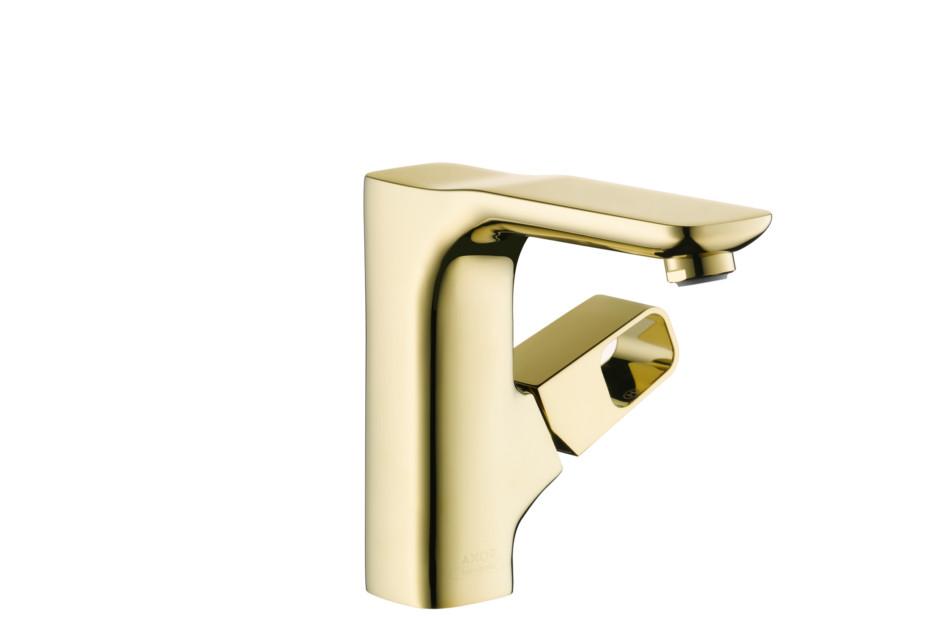 Axor Urquiola Einhebel-Waschtischmischer gold