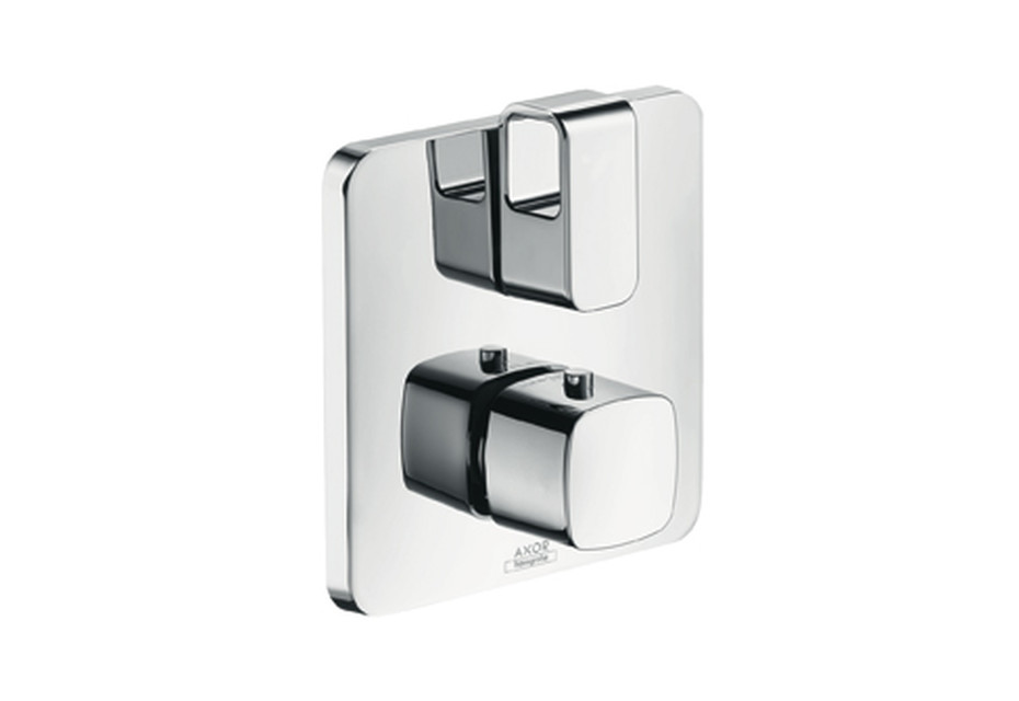 Axor Urquiola Thermostat for concealed installation with shut-off valve