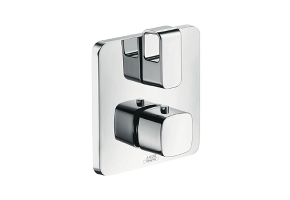 Axor Urquiola Thermostat for concealed installation with shut-off/diverter valve