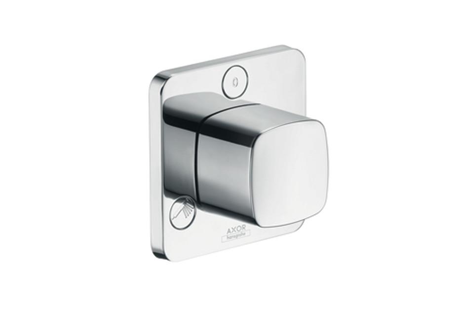 Axor Urquiola Trio/Quattro Shut-off/Diverter valve for concealed installation DN20