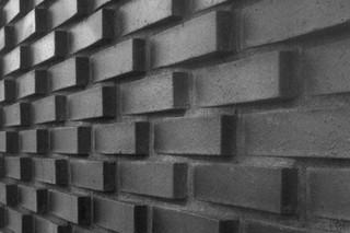 Contour brick, Lava  by  Hagemeister