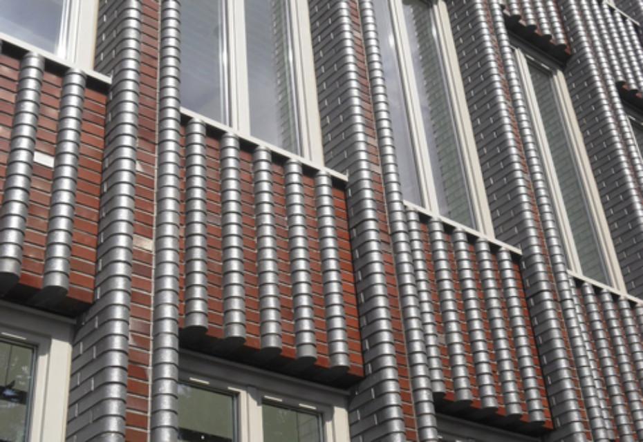 Contour bricks, Rijssen/Reggenborgh/Reggenfiber