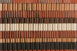 Contour bricks, ripple profile  by  Hagemeister