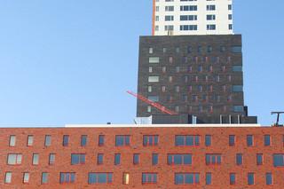 CREAMAX®, Montevideo Skyscraper, Rotterdam  by  Hagemeister