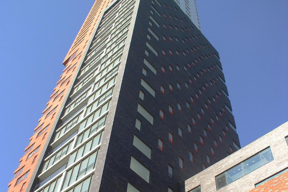 CREAMAX®, Montevideo Skyscraper, Rotterdam