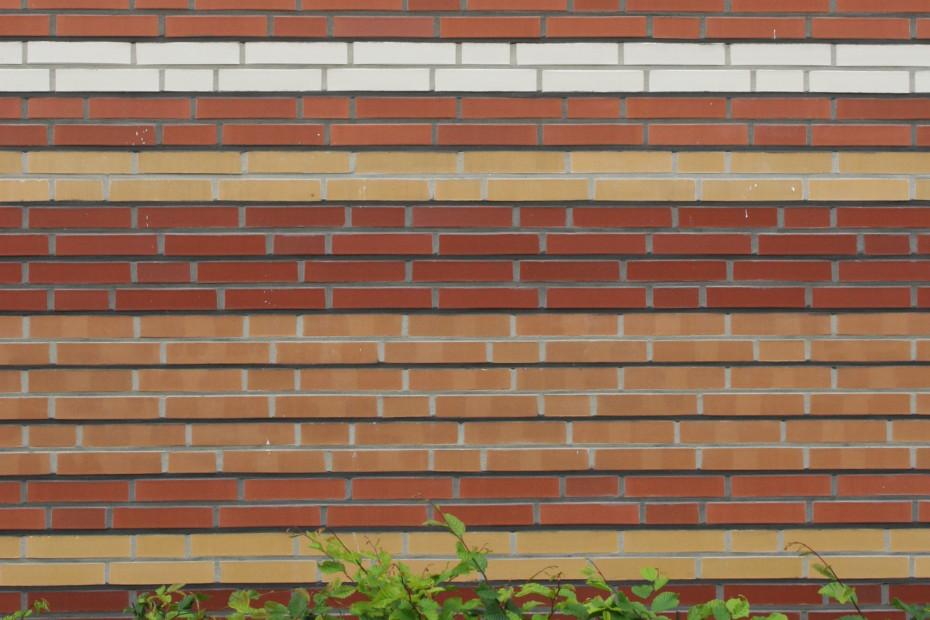 Facade bricks, Energy-saving housing estate, Münster