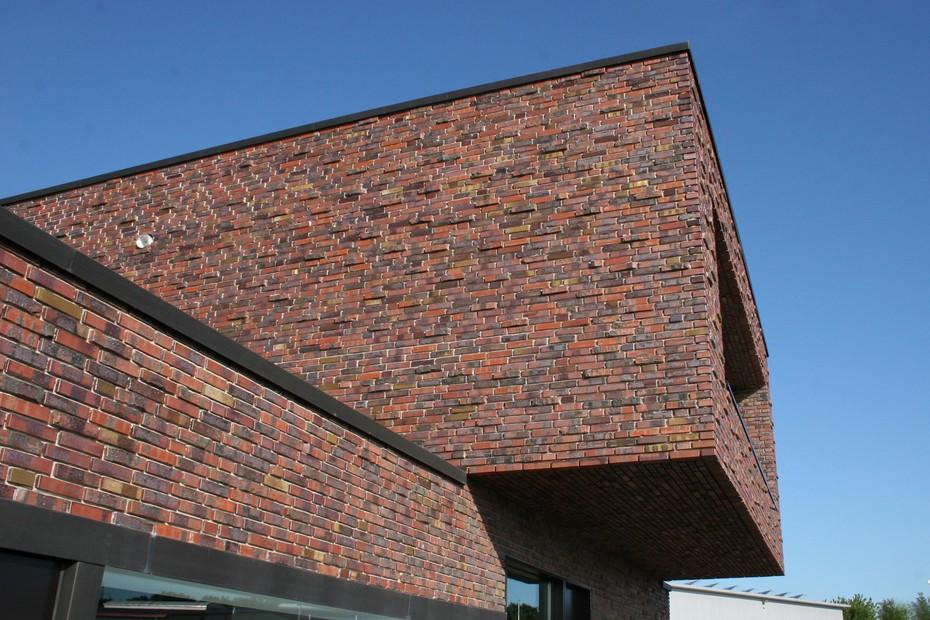 Facade bricks, Office building, Neuenkirchen