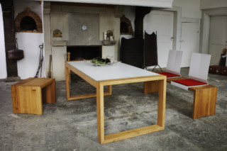 No One H 35 Tisch  von  Hans Hansen
