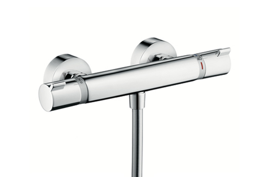 Ecostat Comfort Thermostatic Shower Mixer for exposed fitting, DN15