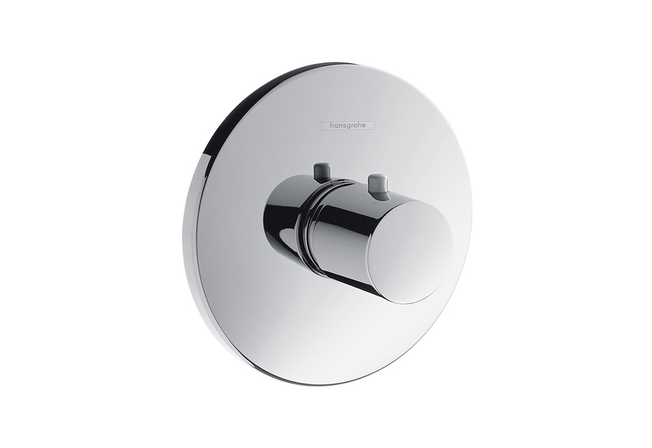 Ecostat S Thermostat for concealed installation, DN15