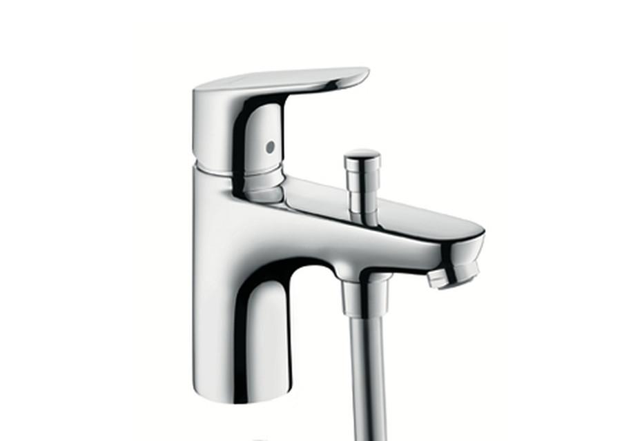Focus Monotrou Single Lever Bath/ Shower Mixer, DN15