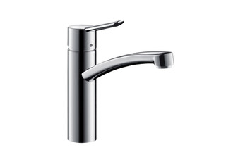 Focus S Single Lever Kitchen Mixer, DN15  by  Hansgrohe