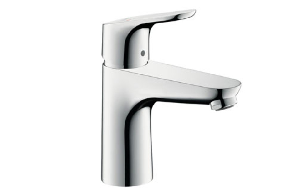 Focus Single Lever Basin Mixer 100 CoolStart