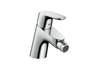 Focus single lever bidet mixer, DN15  by  Hansgrohe