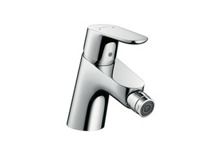 Focus single lever bidet mixer, DN15  by  Hansgrohe