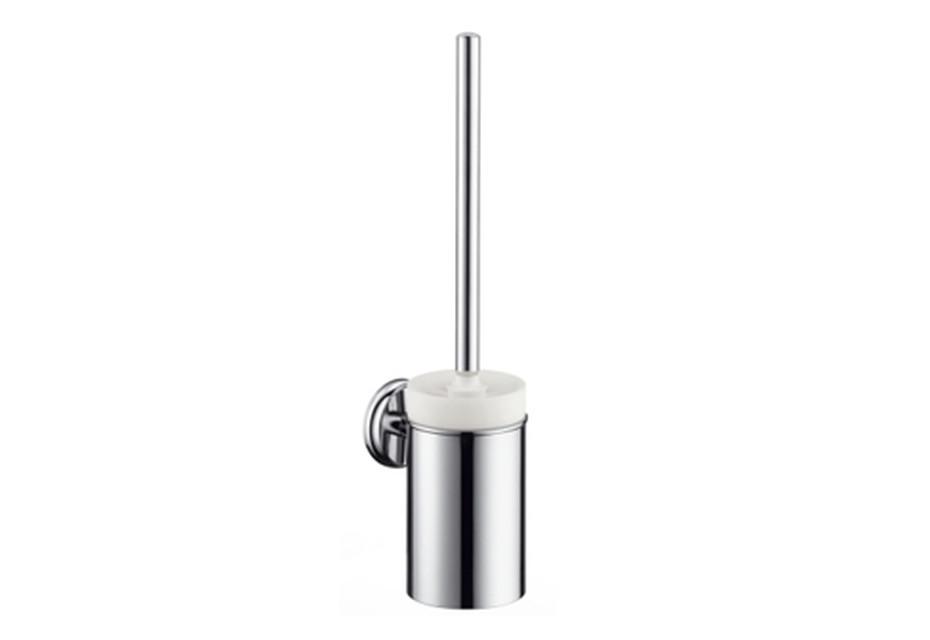 Logis Classic toilet brush with ceramic holder