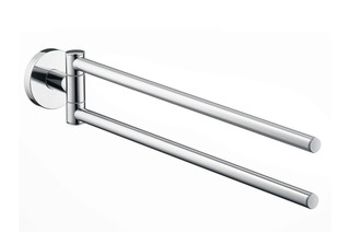 Logis double towel holder  by  Hansgrohe