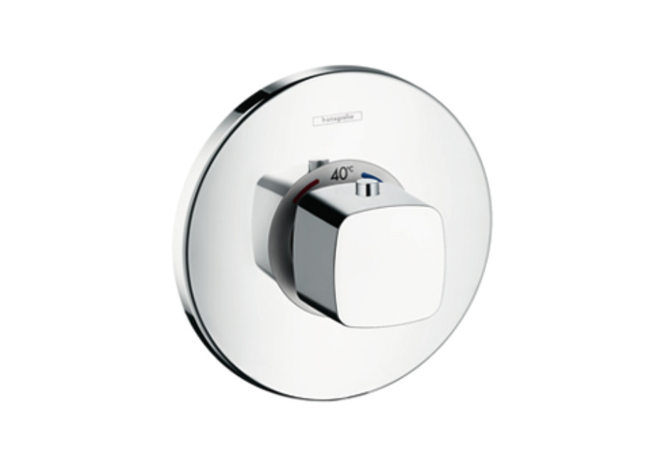 Metris Ecostat E Thermostat for concealed installation