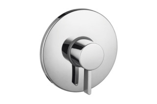 Metris S Modern Pressure Balance Shower Mixer  by  Hansgrohe