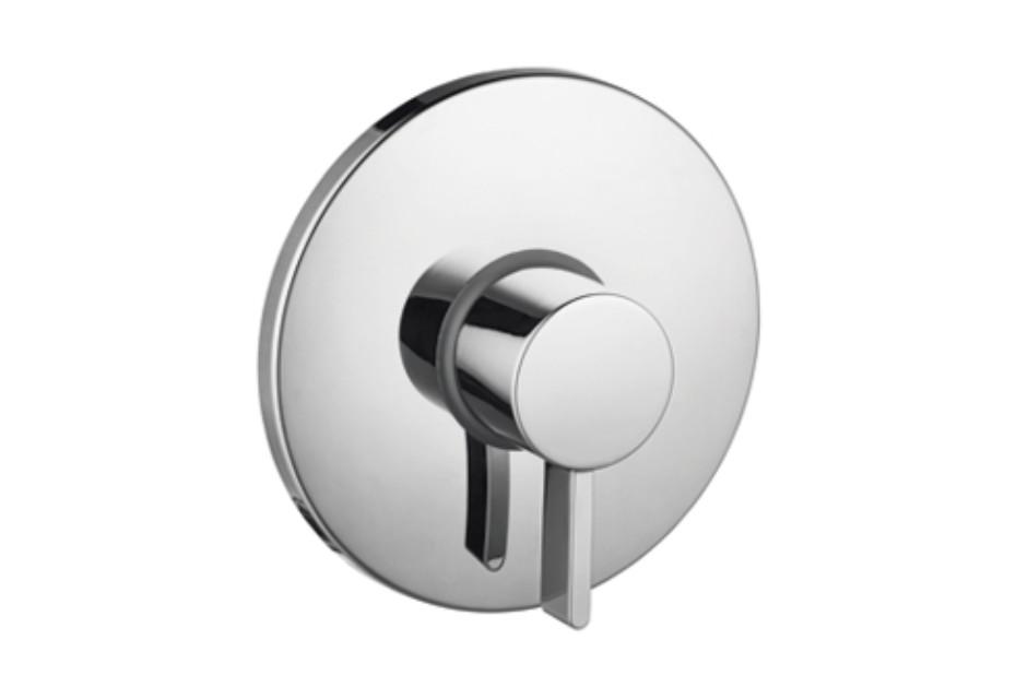 Metris S Modern Pressure Balance Shower Mixer by Hansgrohe | STYLEPARK