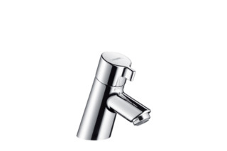 Metris S Pillar Tap for wash basin, DN15  by  Hansgrohe