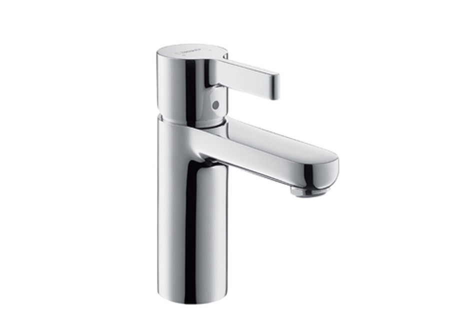 Metris S Single Lever Basin Mixer, DN15