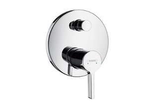 Metris S Single Lever Bath Mixer for concealed installation, DN15  by  Hansgrohe