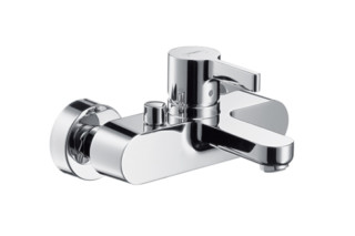 Metris S Single Lever Bath Mixer for exposed fitting, DN15  by  Hansgrohe
