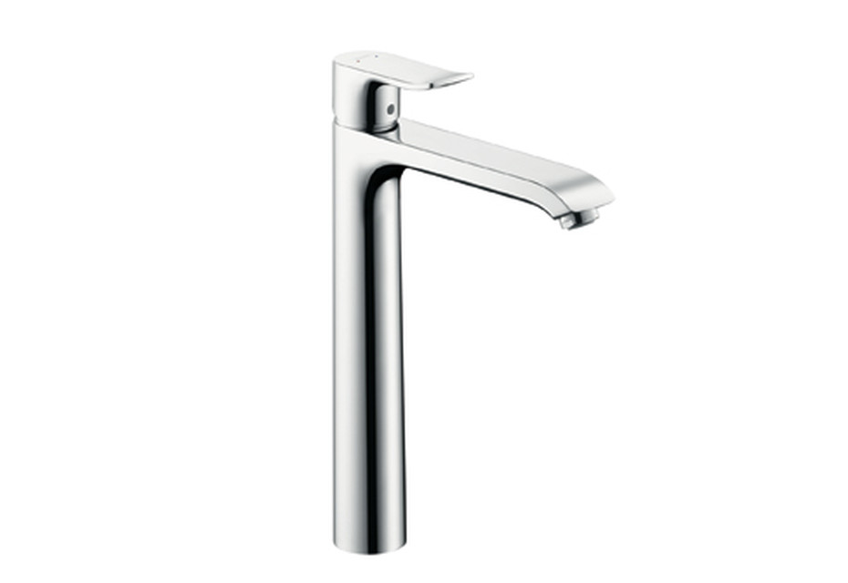Metris Single Lever Basin Mixer 260, DN15, for wash bowls
