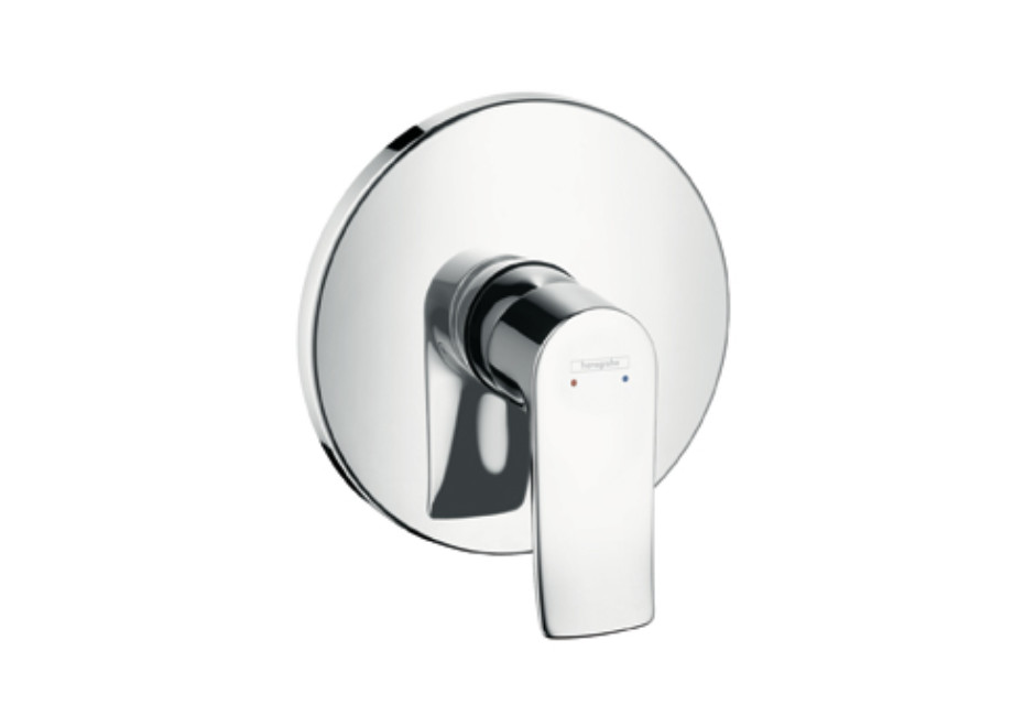 Metris Single Lever Shower Mixer for concealed installation
