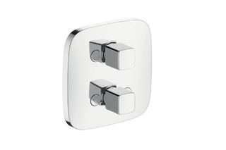 PuraVida iControl Shut-off and Diverter Valve for concealed installation, DN20  by  Hansgrohe