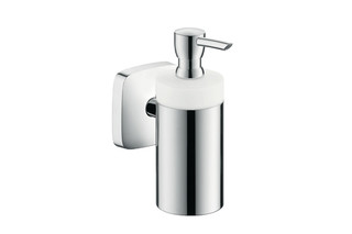 PuraVida lotion dispenser  by  Hansgrohe