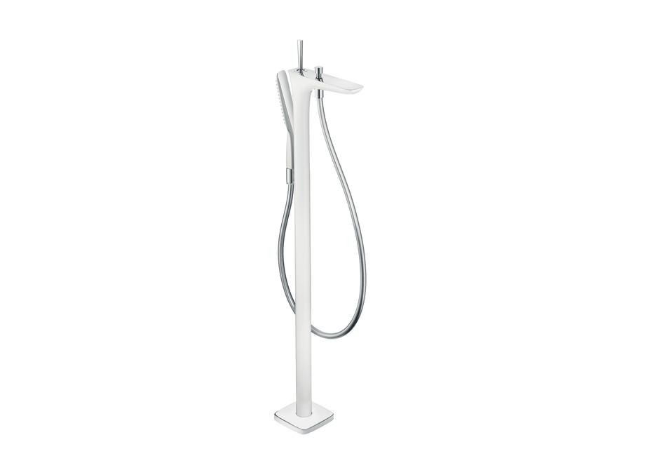 PuraVida Single Lever Bath Mixer, DN15, floor standing