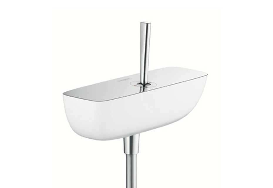 PuraVida Single Lever Shower Mixer, DN15, for exposed installation
