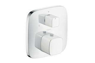 PuraVida Thermostat Unterputz mit Ab-/ Umstellventil  von  hansgrohe
