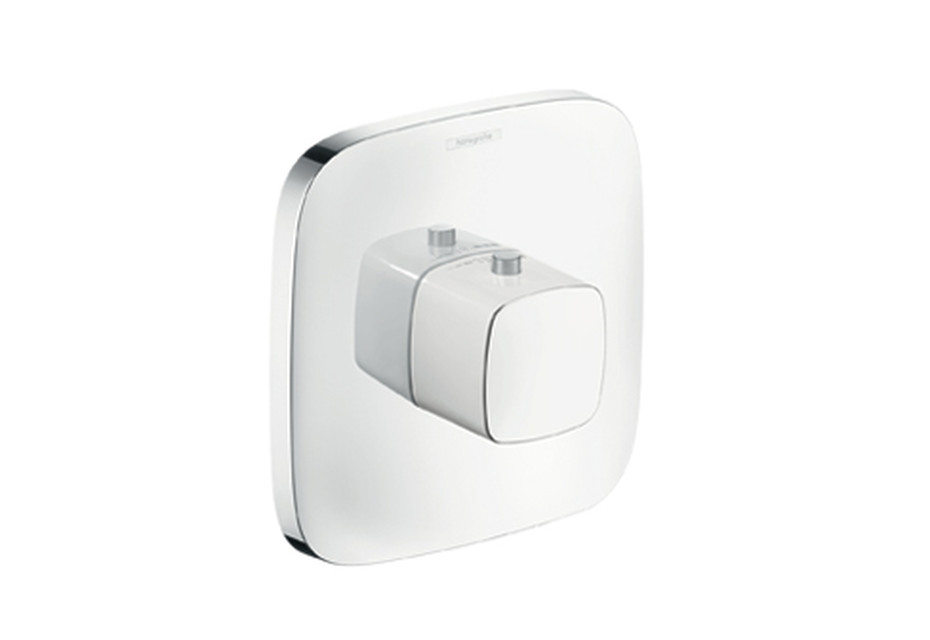 PuraVida Thermostat for concealed installation