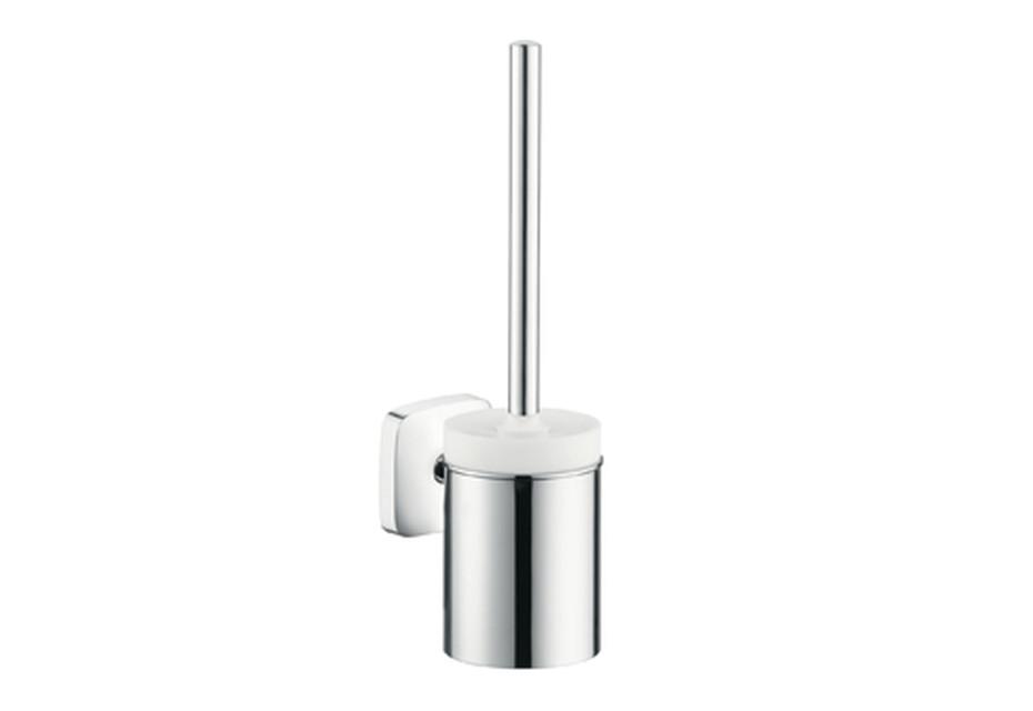 PuraVida toilet brush with ceramic holder