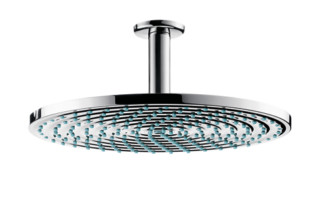 Raindance Air Plate Overhead Shower Ø300mm, DN15, with ceiling connector 100mm  by  Hansgrohe