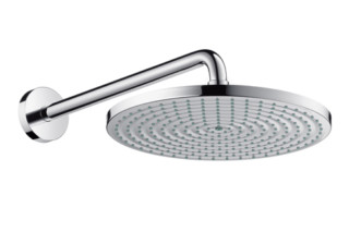 Raindance Air Plate Overhead Shower Ø300mm, DN15, with shower arm 390mm  by  Hansgrohe