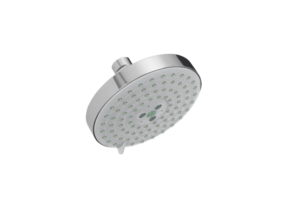 Raindance S 150 Air 3jet Overhead Shower DN15 with pivot joint