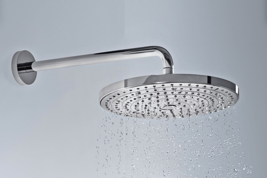 Raindance Select overhead showers S300