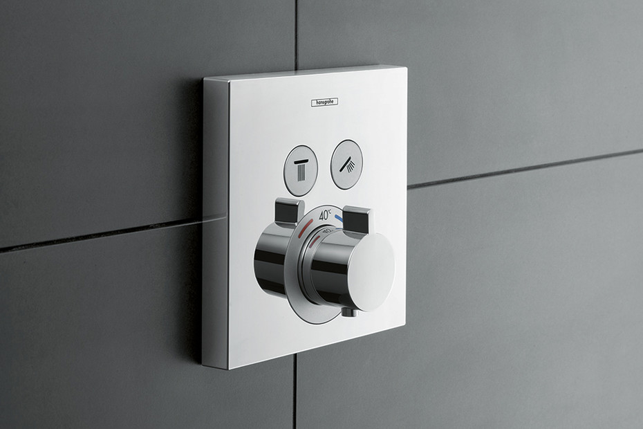 Shower Select Concealed Thermostat